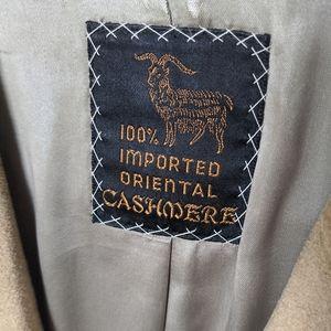 Cashmere Trenchcoat